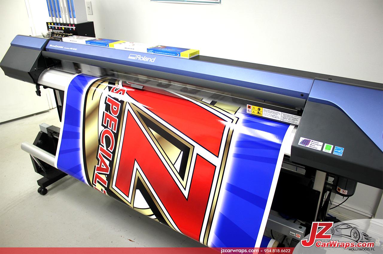 Large Format Banner Printings