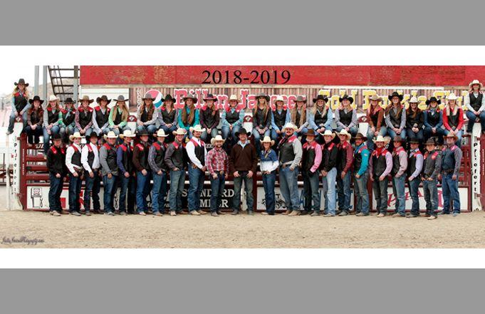 Bulldogs Finish Fall Season at Hometown Rodeo