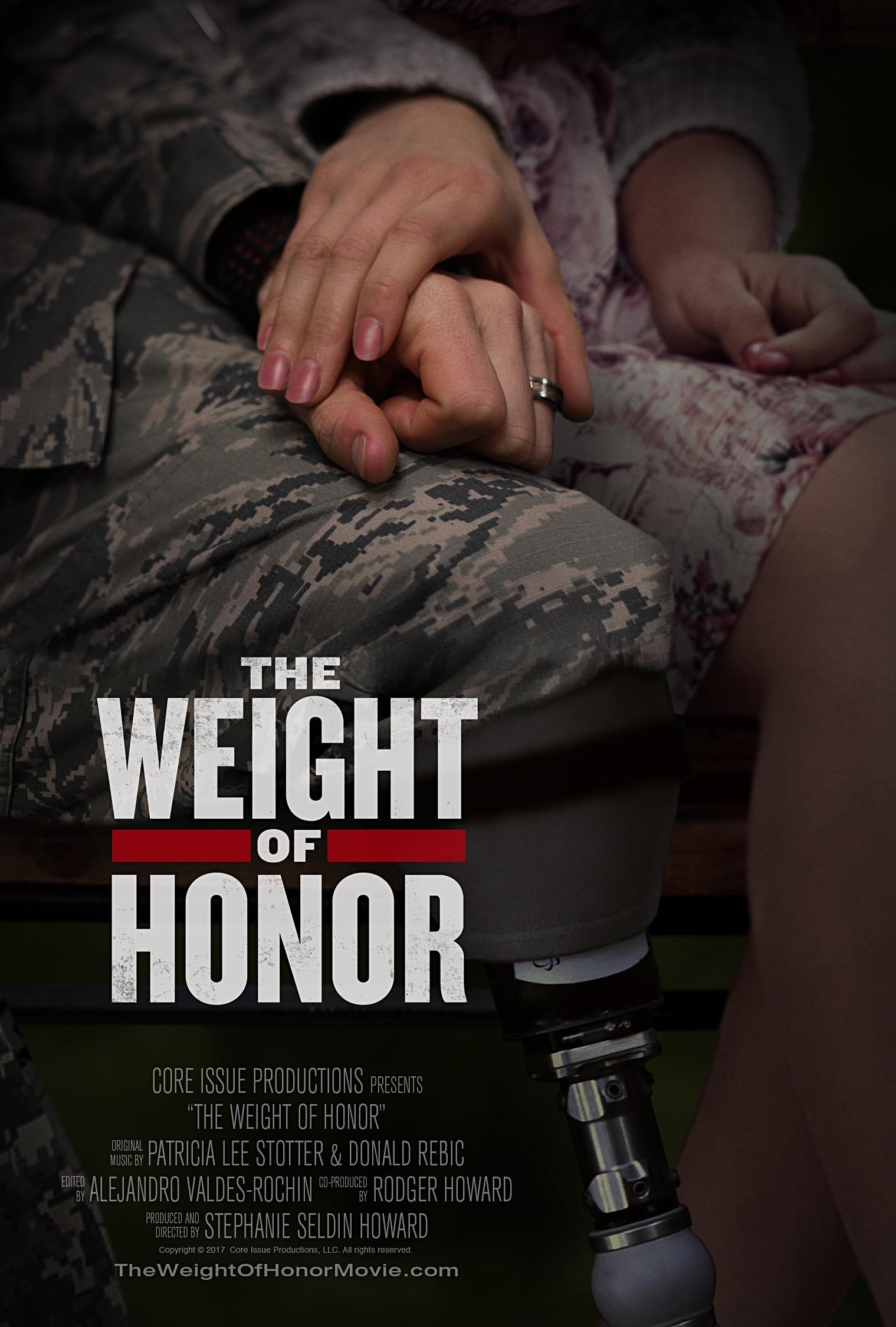 Springfield Missouri Moxie Cinema Weight of Honor Movie Screening