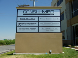 Marquee & Directory Signs