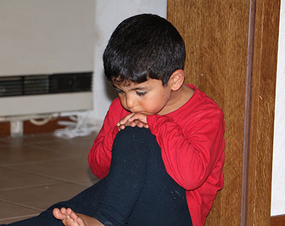 Helping Children Cope After Traumatic Events