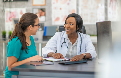 Partnering with your Medical Provider