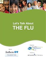 Let's Talk About the Flu workbook