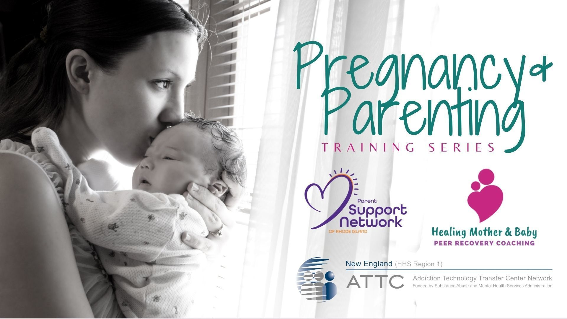 Training Series: Pregnancy & Parenting for Peer Recovery Support Specialists