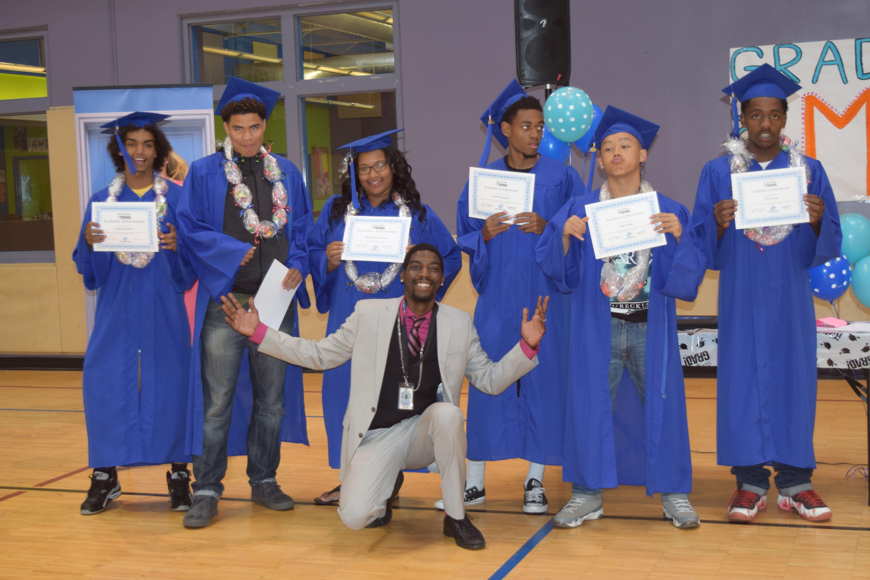 Taco Bell Graduate for Mas