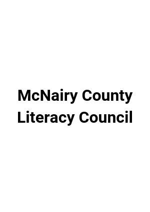 McNairy County Literacy Council