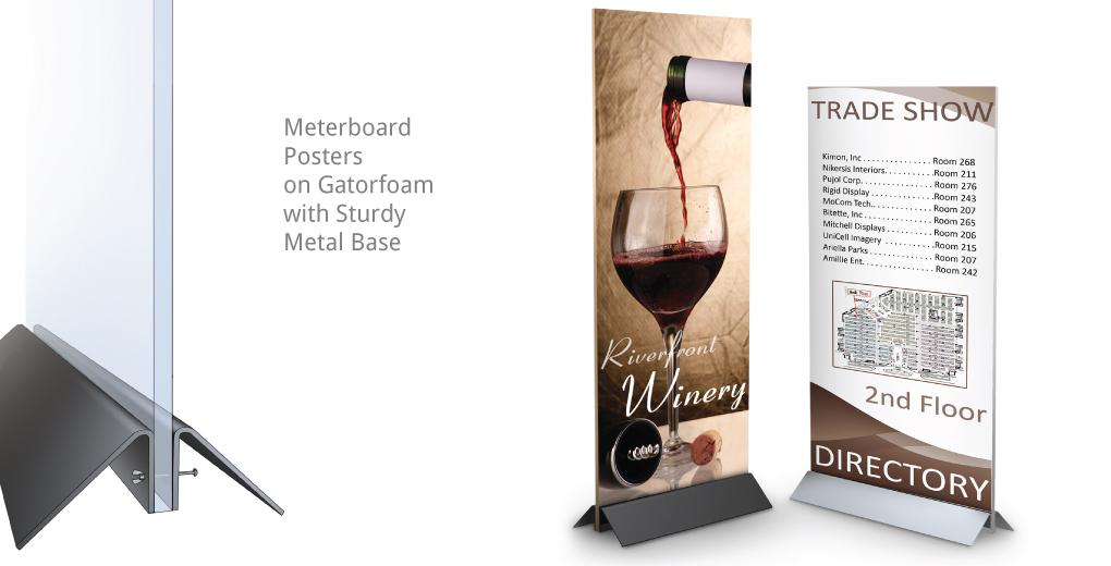 Meter boards