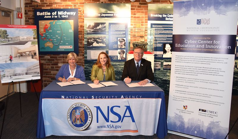 CCEI, U of MD, and NSA Join Forces to Increase Cyber Security Education