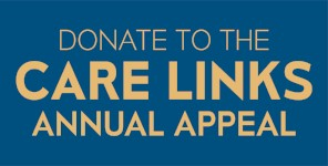Care Links Annual appeal Button