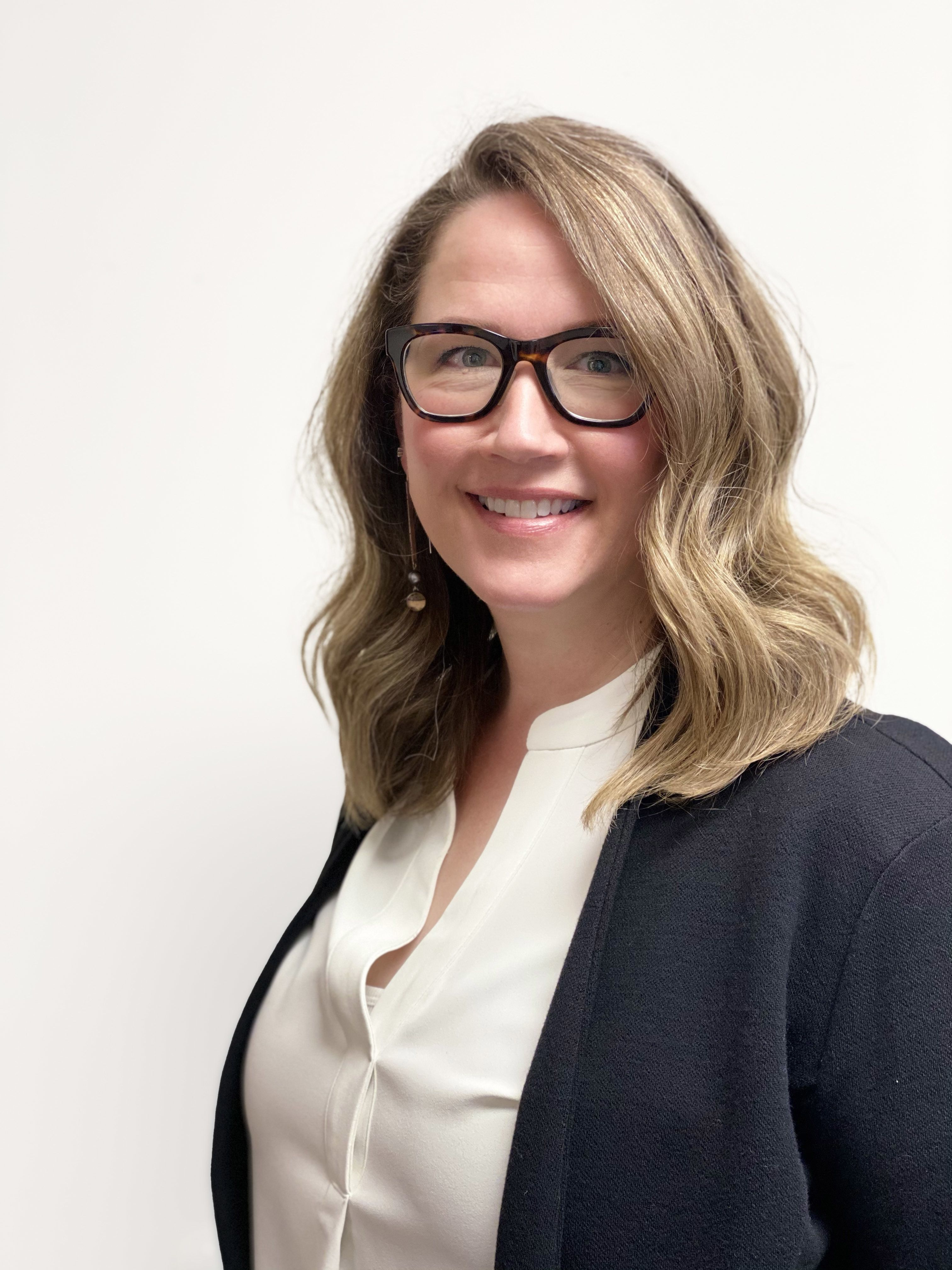 Jen Bauer, One Vision's Chief Operating Officer