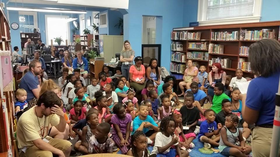 Pratt Library Activities