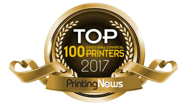 Strategic Factory #6 in Printing News Magazine's Top 100