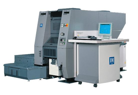 Ryobi 3404 Direct Imaging Press