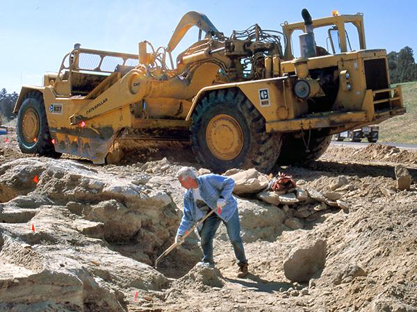 Highway Paleontology Program