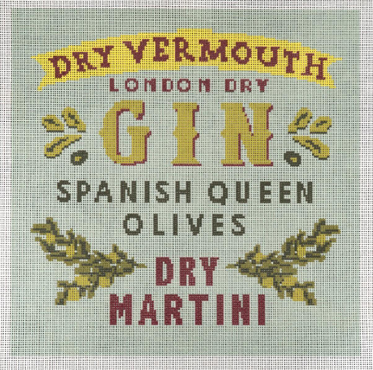 Gin Martini Olives