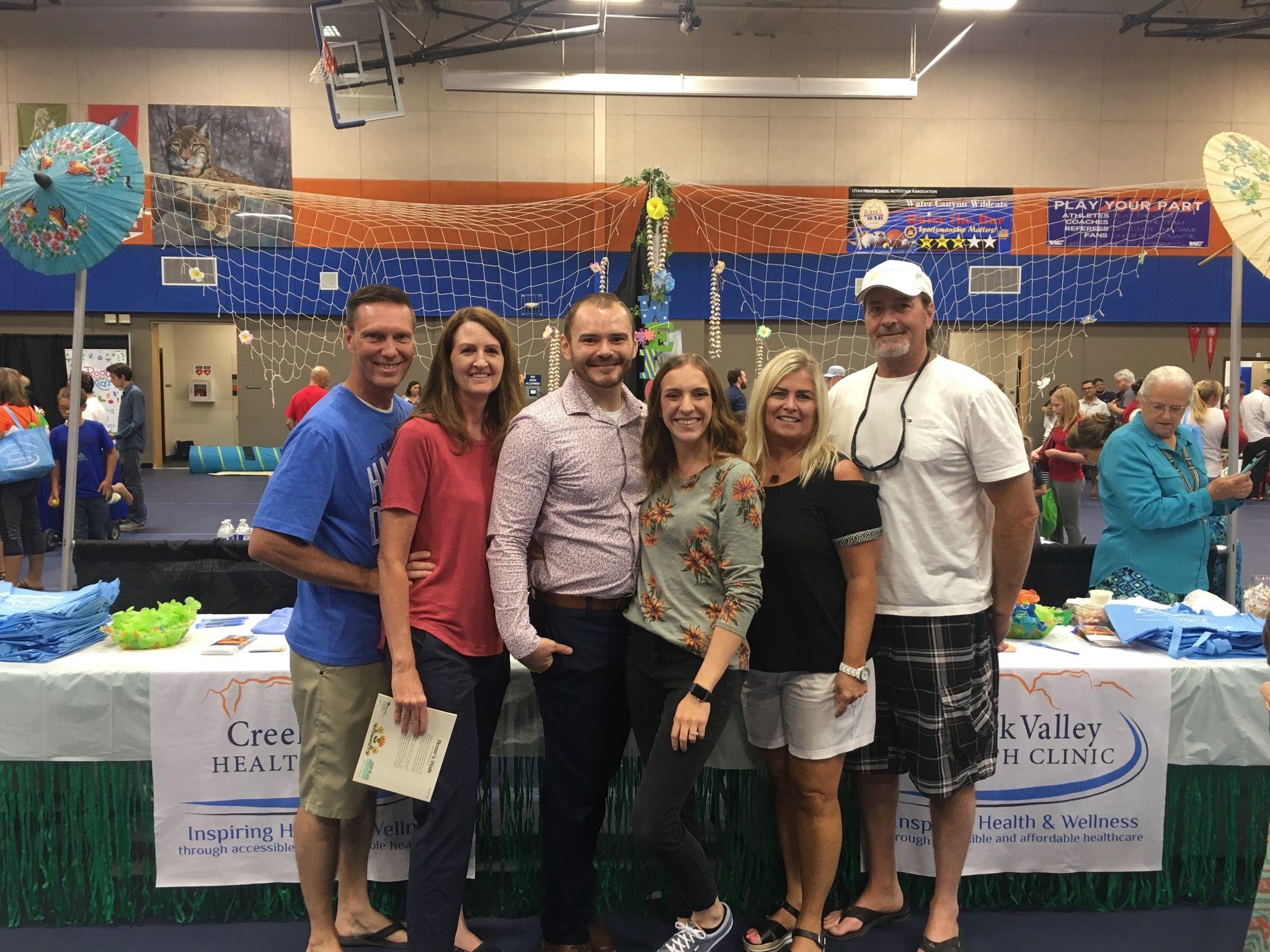 Creek Valley Health Fair 2019