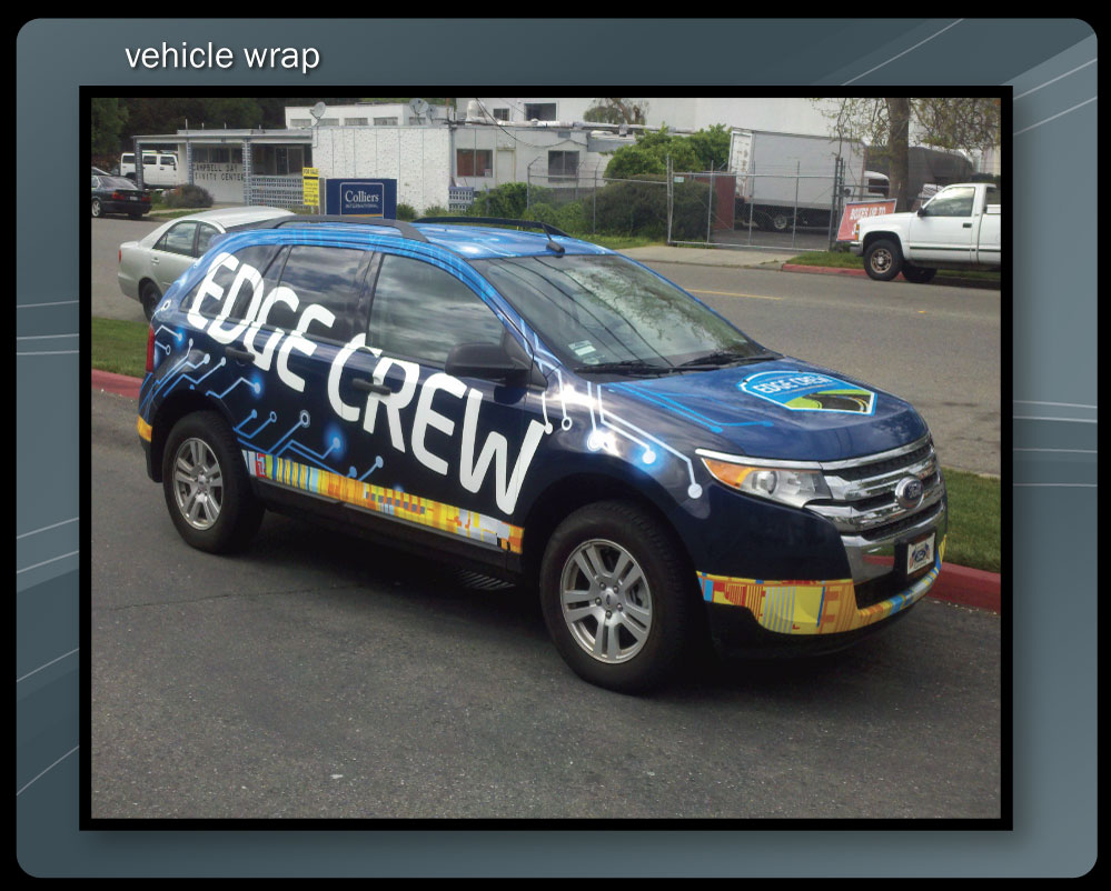 FORD EDGE WRAP