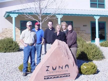 Zuna's Staff