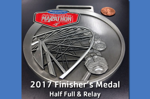 2017 Pump and Pantry Nebraska State Fair Marathon