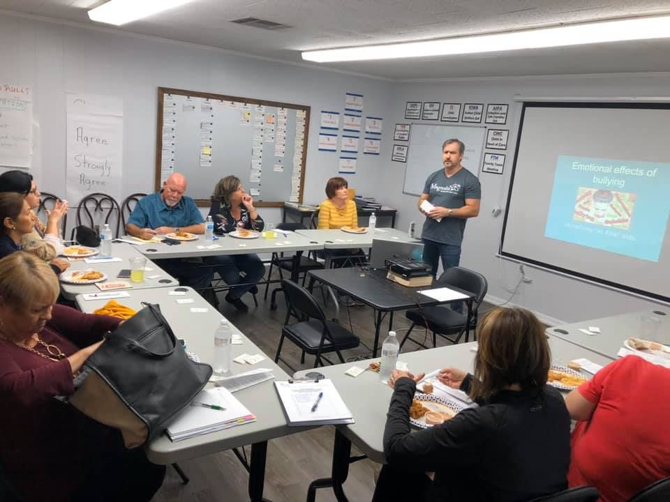 October: Lunch & Learn