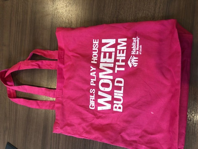 Women Build Tote Bag