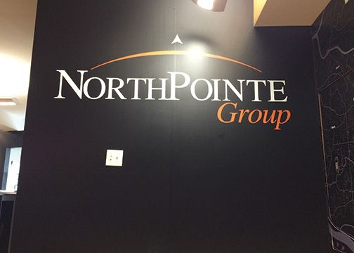 NorthPointe Group Wall Wrap 2