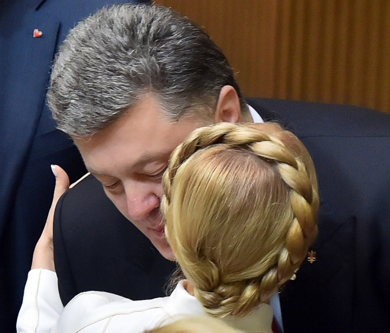 New poll: Zelenskiy in lead, Tymoshenko overtakes Poroshenko, Grytsenko rises