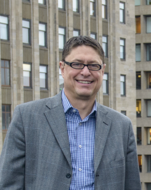 Jay Wilkinson, co-author of Captivate and Engage: The Definitive Guide for Nonprofit Websites