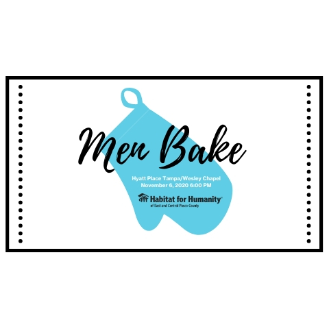 Men Bake Fundraiser