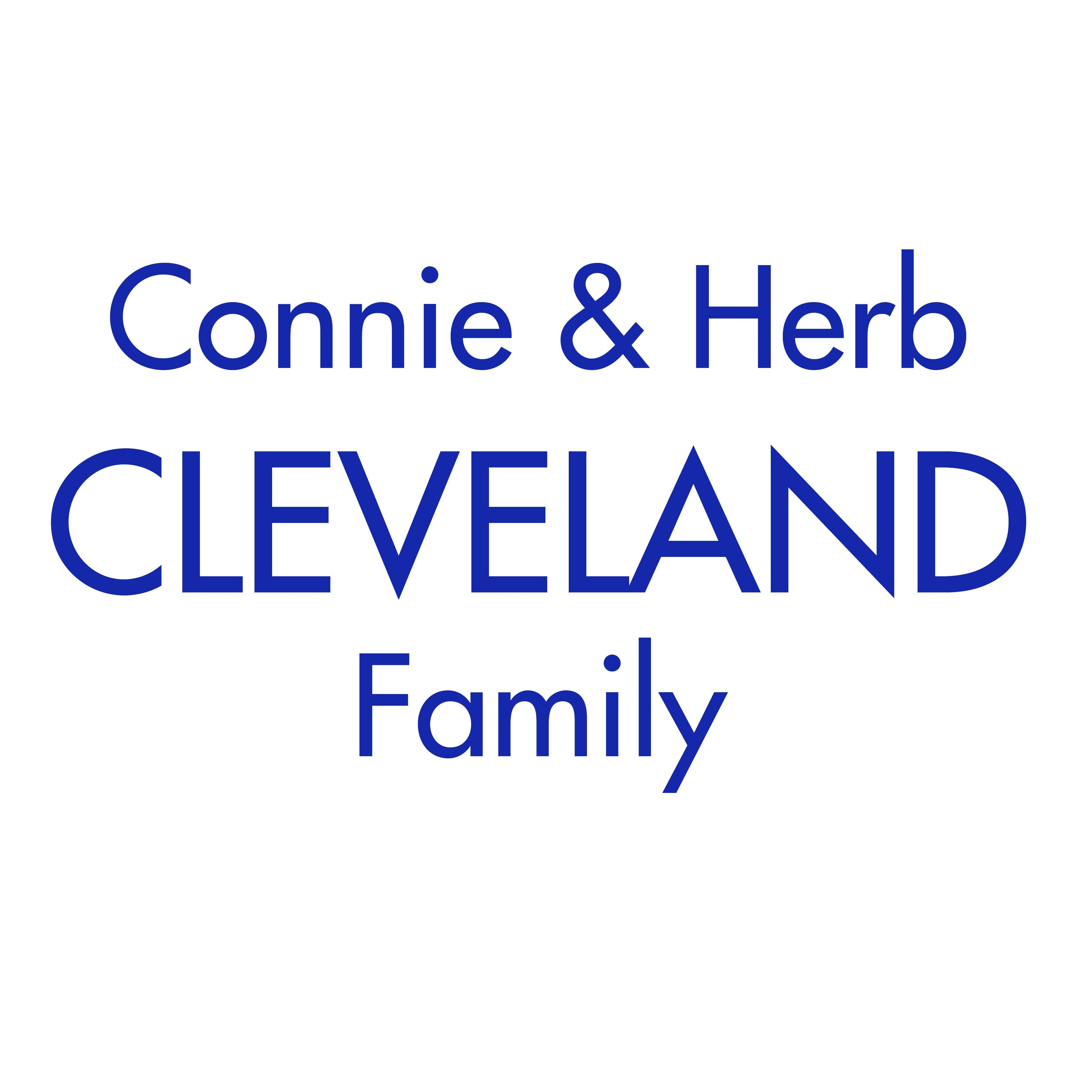 Herb and Connie Cleveland Family