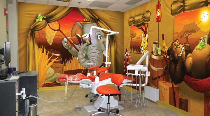 Dental & Medical Office Atmospheres