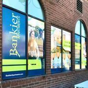 Communicate your branding messages with colorful, flexible, custom window signs and decals. We can assist with graphic design, or bring us your designs to print and post. Call us at 217-355-0500, or click on the Learn More button to request an estimate.