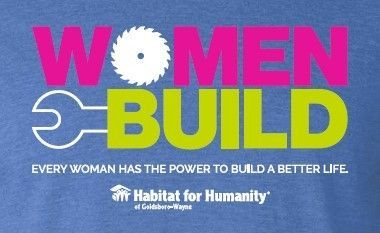 Women Build 2021 Day 1