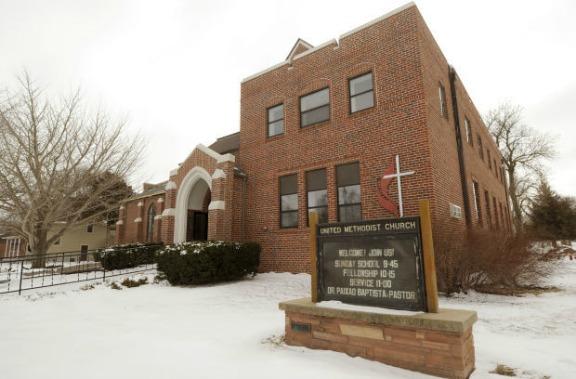 United Methodist Church - Friend, NE
