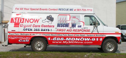 MD Now - Rescue Me