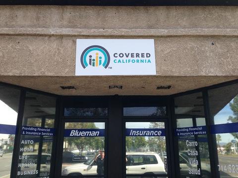 California Care Insurance Signs Orange County