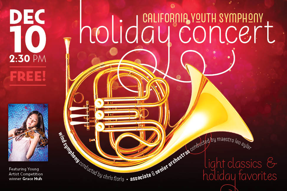 2017 Holiday Concert Orchestras