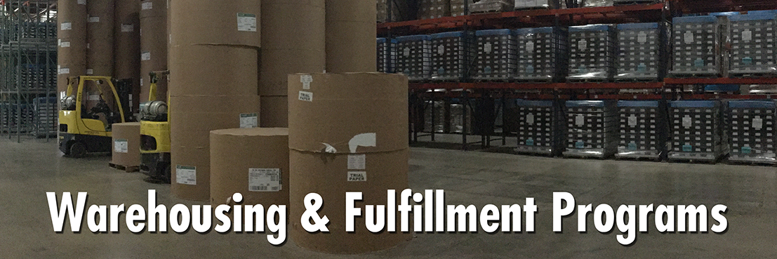 Warehousing & Fulfillment