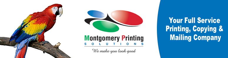 Montgomery Printing Solutions