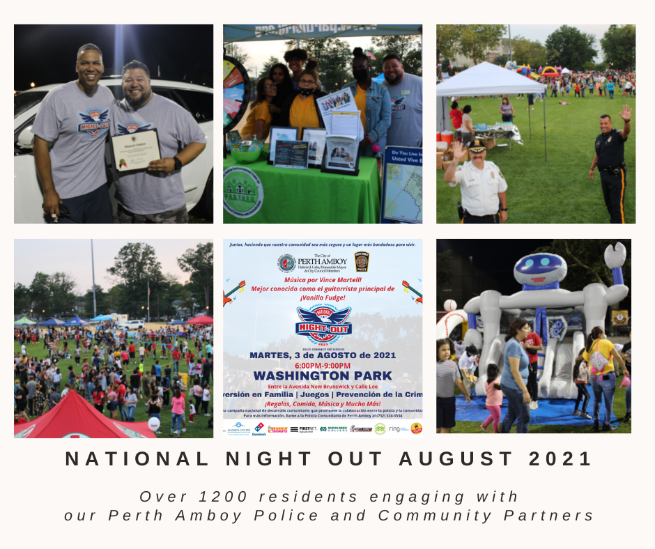 National Night Out August 2021