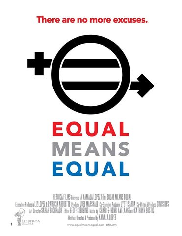 Community Matters: #EqualMeansEqual