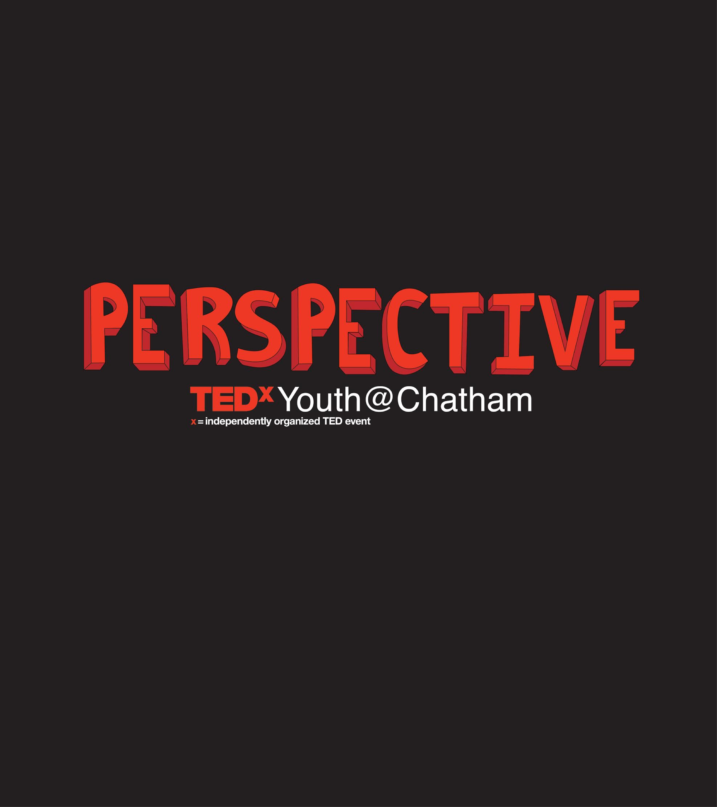 TEDxYouth@Chatham June 5 at 7 p.m. -- Live Virtual Event