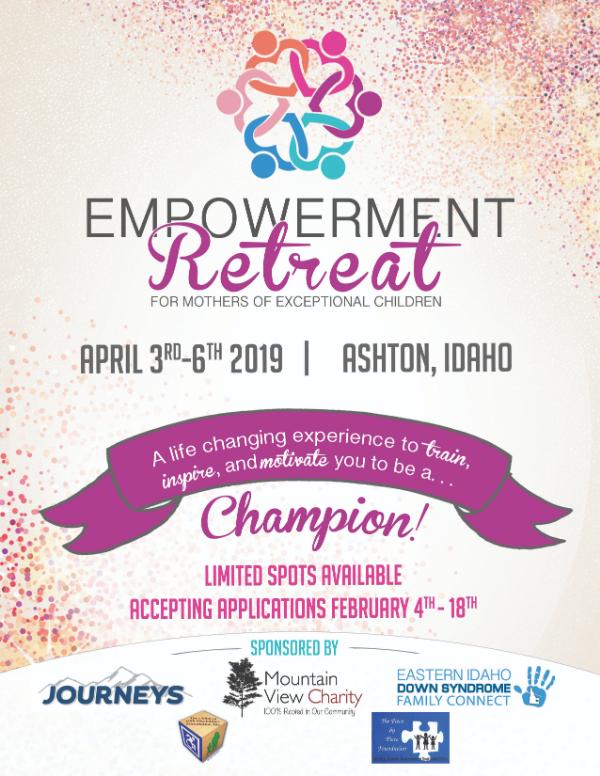 Empowerment Retreat Registration 2019