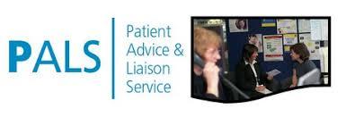 Patient Advice and Liasion Services PALS