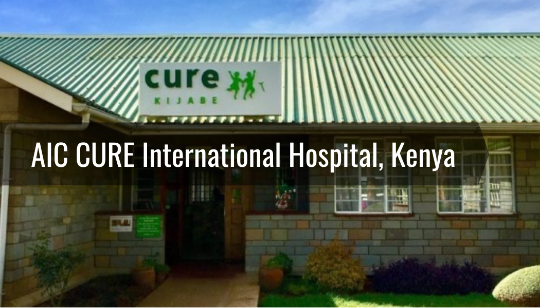 AIC CURE Int'l Hospital Kijabe