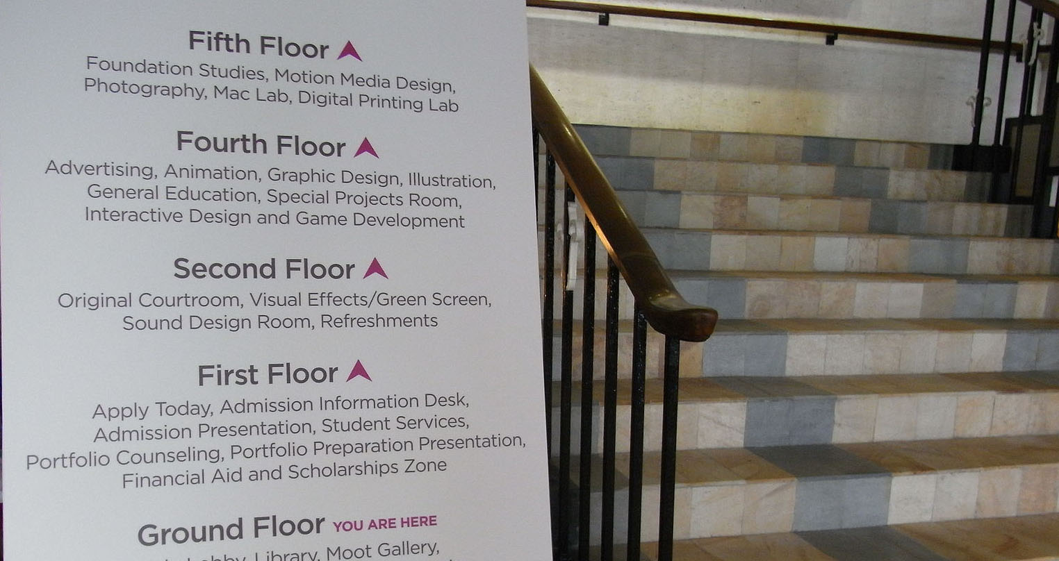 Help Your People Get Where They Are Going With Directory Signs