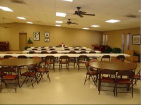 Nocona Senior Center
