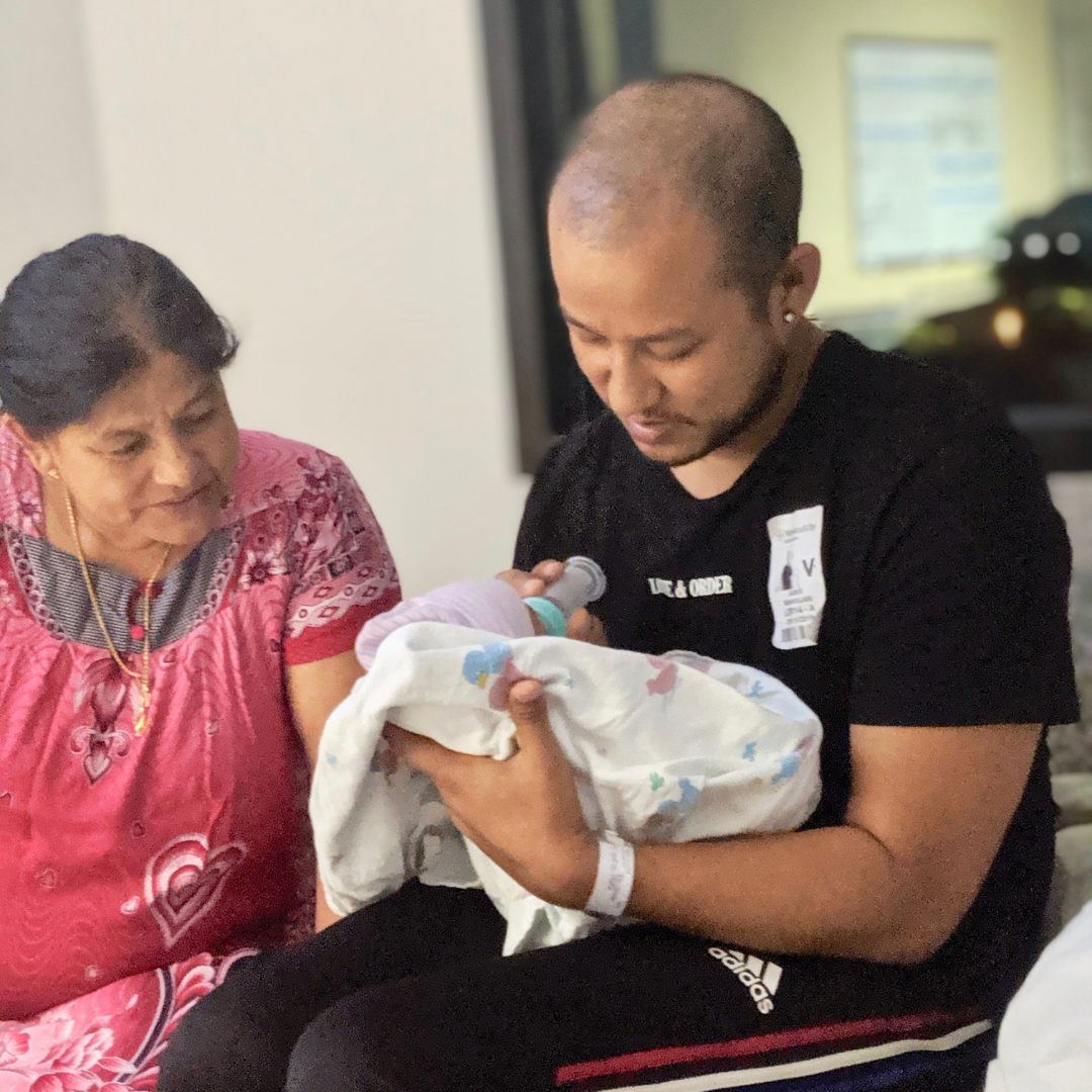 Paying It Forward for Little NICU Champions