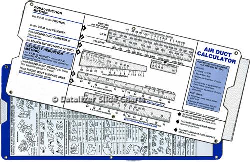 Air Duct Calculators