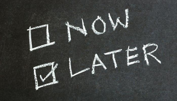 4 Procrastination Mistakes